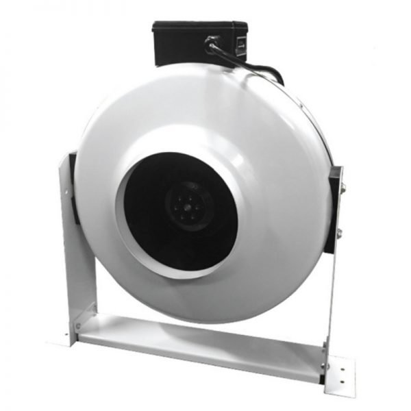6 Inch High Output In-line Duct Fan