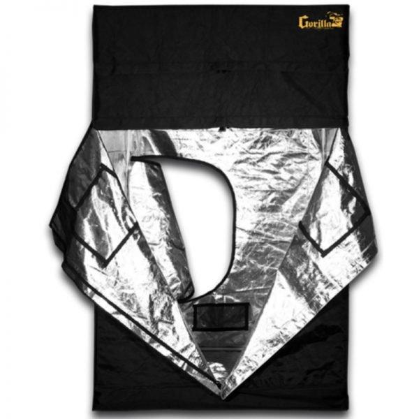 Gorilla Grow Tent 5x5 Front View