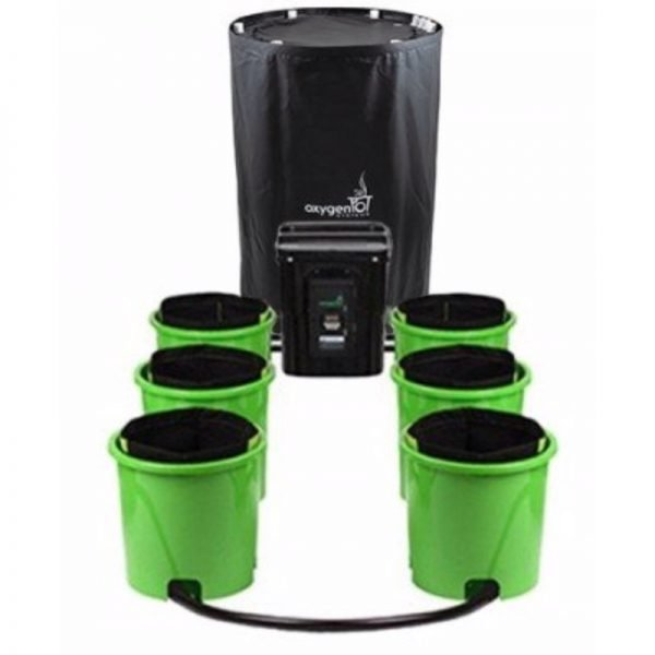 Oxygen Pot System 6 Site Digital