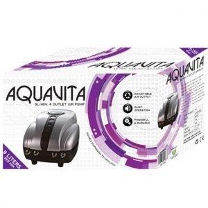 AquaVita-9LMin-Air-Pump-4-outlet-Box