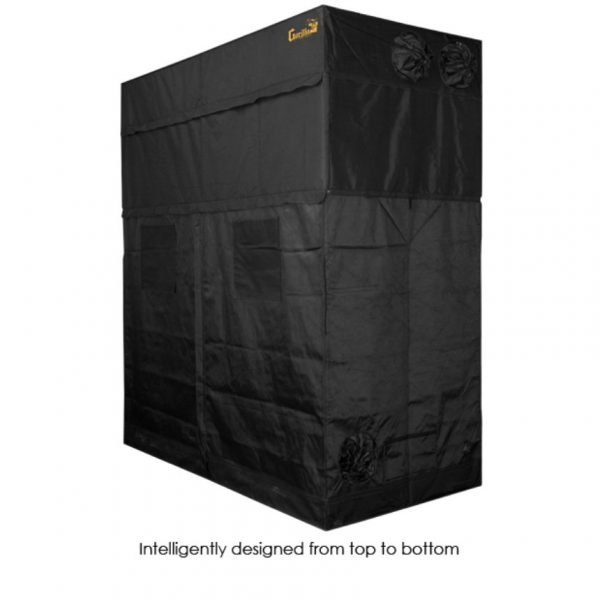 Gorilla-Grow-Tent-4-x-8-Side-View