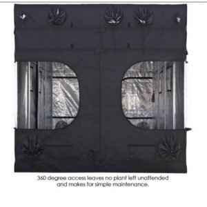 Gorilla-Grow-Tent-8x16-Side-Doors