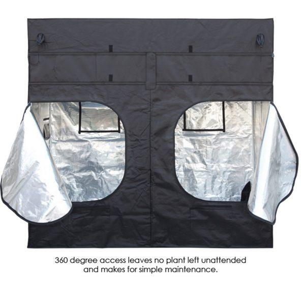 Gorilla-Grow-Tent-Lite-4-x-8-Doors