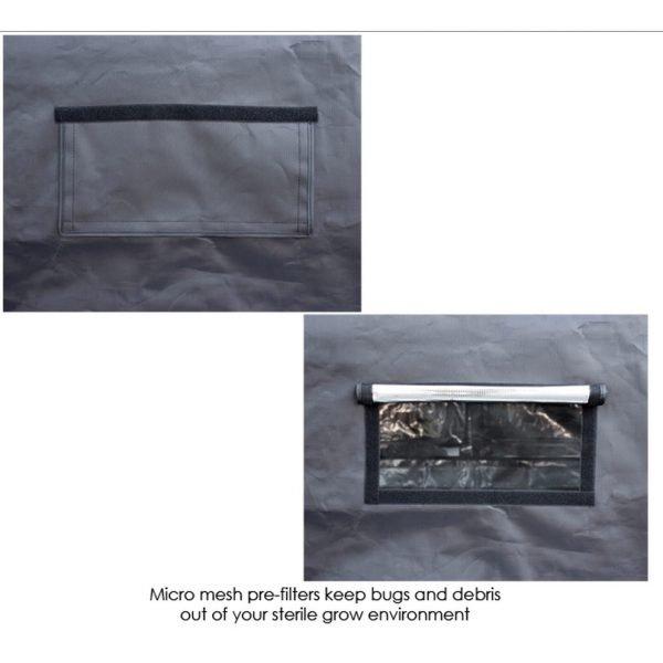 Gorilla-Grow-Tent-Lite-Mesh-Flap