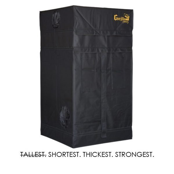 Gorilla-Grow-Tent-Shorty-3x3-Hydroponics