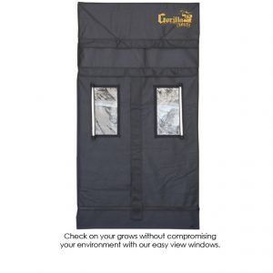Gorilla-Grow-Tent-Shorty-3x3-Windows
