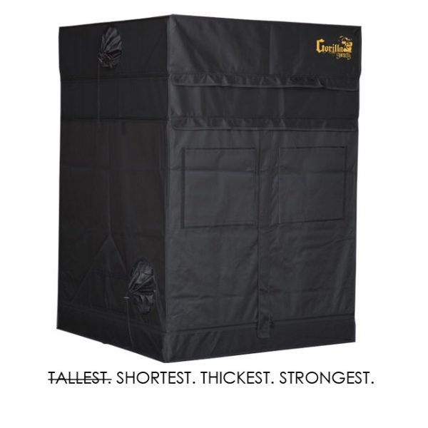 Gorilla-Grow-Tent-Shorty-4x4-Hydroponics