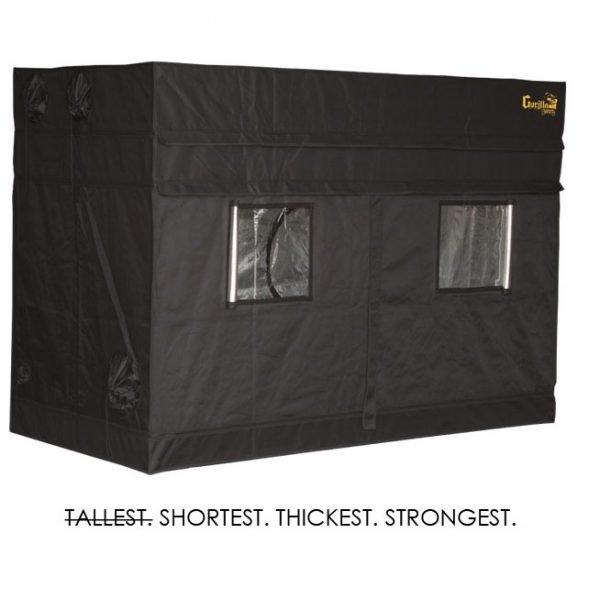 Gorilla-Grow-Tent-Shorty-4x8-Hydroponics