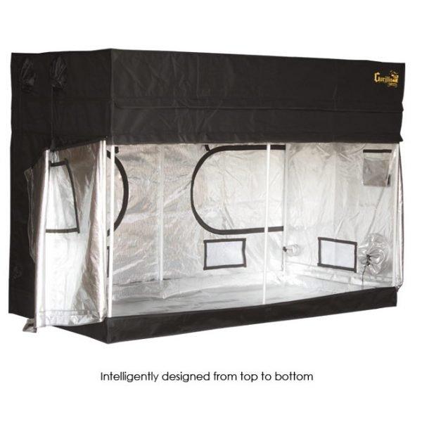 Gorilla-Grow-Tent-Shorty-4x8-Side