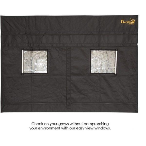 Gorilla-Grow-Tent-Shorty-4x8-Windows