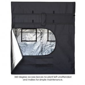 Gorilla-Grow-Tent-Shorty-5x5-Door