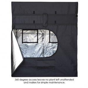 Gorilla-Grow-Tent-Shorty-5x5-Door