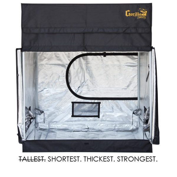 Gorilla-Grow-Tent-Shorty-5x5-Front