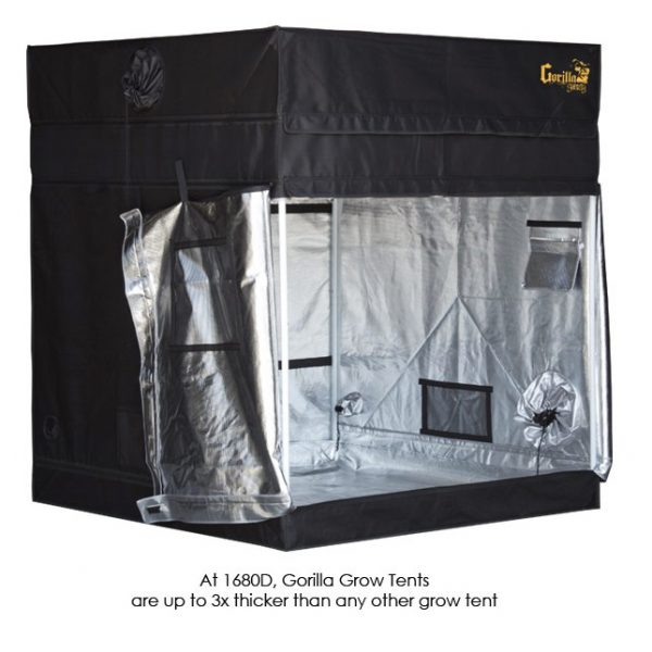Gorilla-Grow-Tent-Shorty-5x5-Side