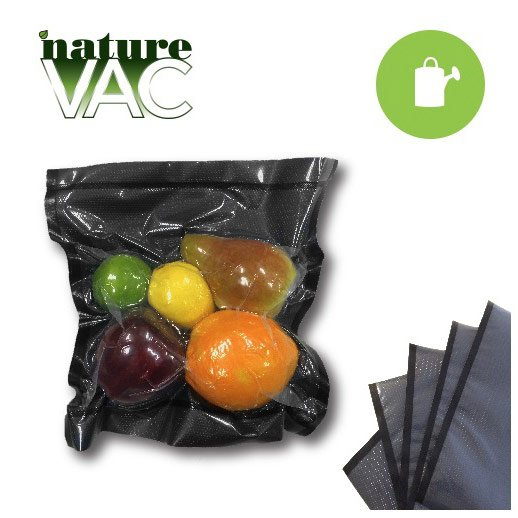 NatureVak-PreCut-Vacuum-Seal-Bags-Clear-and-Black
