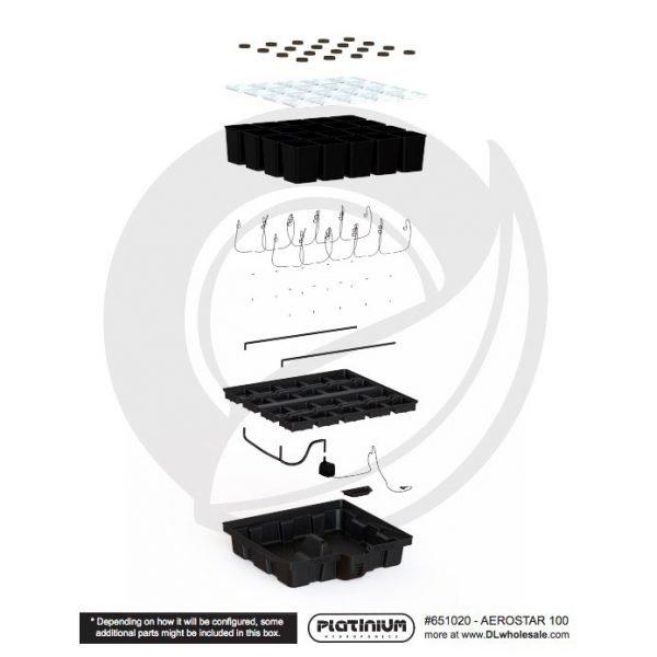 Platinium-AeroStar-100-series-Instructions