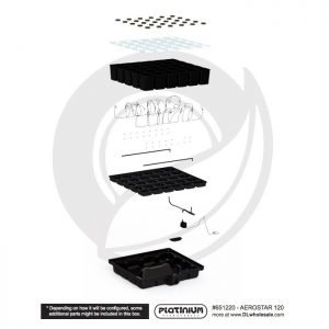 Platinium-AeroStar-120-series-Instructions