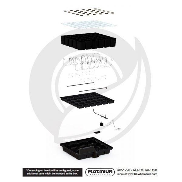 Platinium-AeroStar-120-series-Instructions