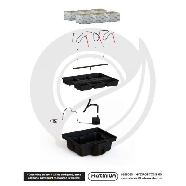 Platinium-HydroStone-60-series-Instructions