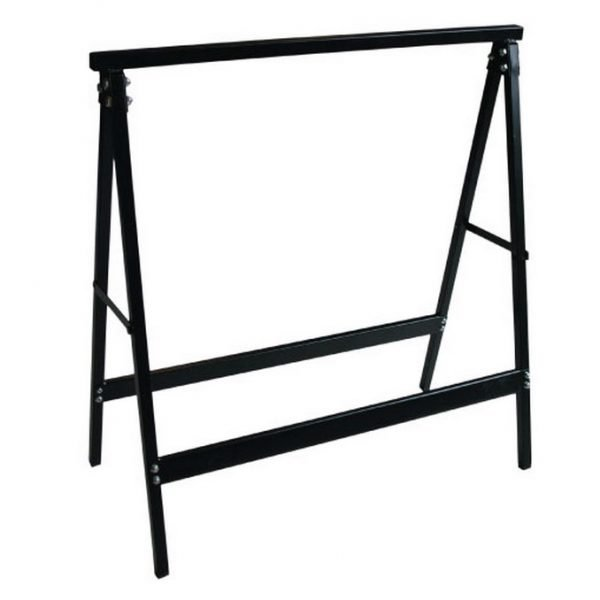 Saw-Horse-Tray-Stand