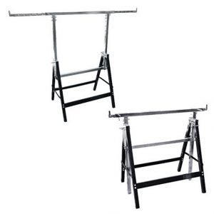 Saw-Horse-Tray-Stands-Adjustable-
