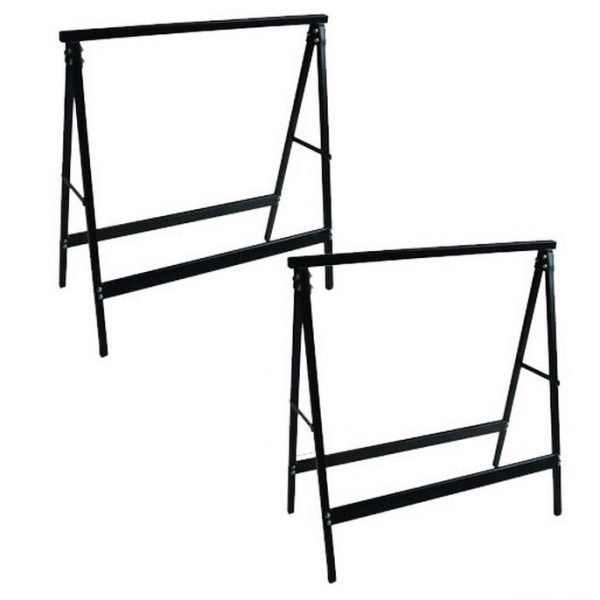 Saw-Horse-Tray-Stands-Non-Adjustable