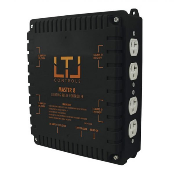 ltl-master-8-lighting-relay-controller