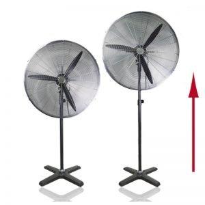 Industrial Adjustable Pedestal Fan