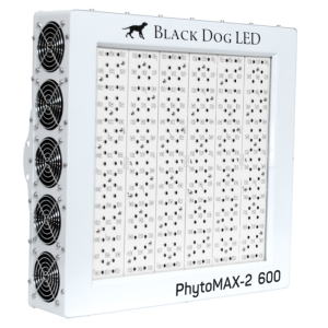 Black Dog LED Phyto Max 2 600 right side