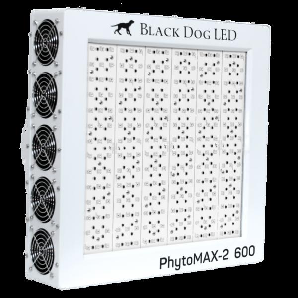 Black Dog LED Phyto Max 2 600 right side