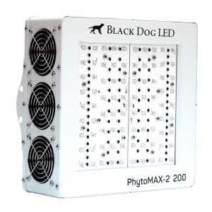 Black Dog LED Phyto Max 2 200 right side