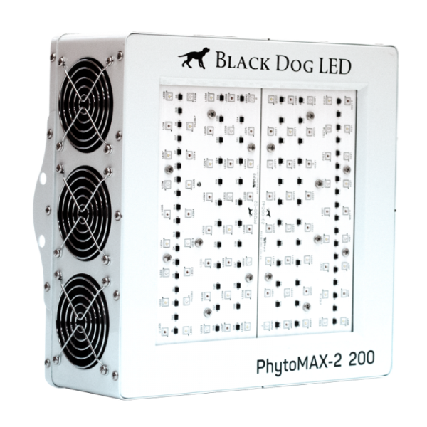 Black Dog LED Phyto Max 2 200 right side