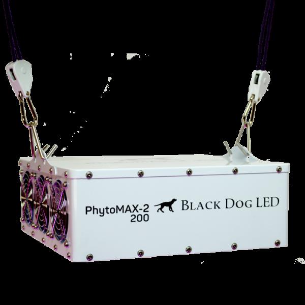 Black Dog LED Phyto Max 2 200 laying down