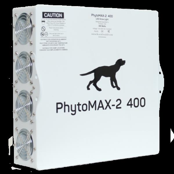 Black Dog LED Phyto Max 2 400 Back side