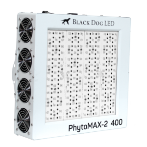 Black Dog LED Phyto Max 2 400 right side