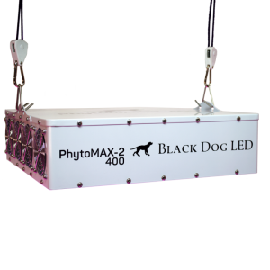 Black Dog LED Phyto Max 2 400 laying down