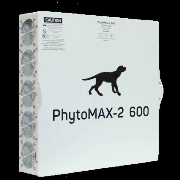 Black Dog LED Phyto Max 2 600 Back side