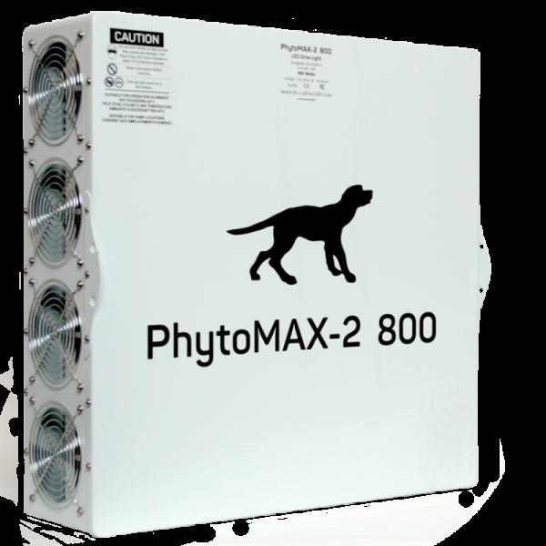 Black Dog LED Phyto Max 2 800 Back side