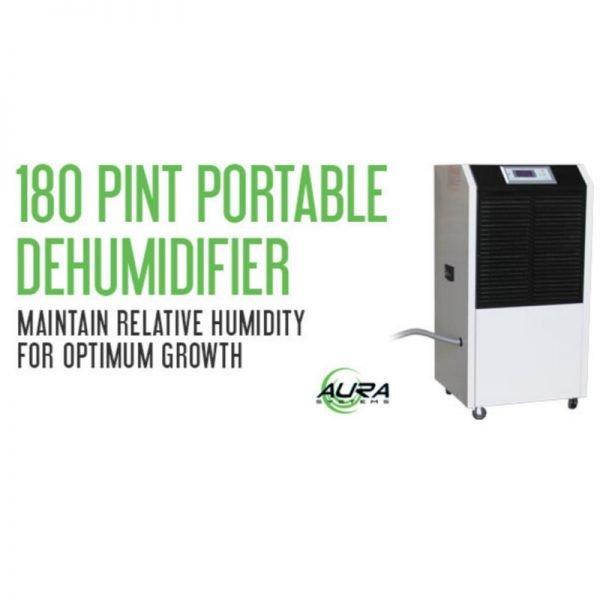 Aura Systems 180 Pint Dehumidifier