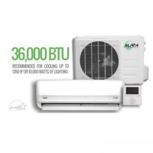 Aura Systems Mini Split Air Conditioner 36000 BTU