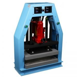 Bubble Magic 12 Ton Hydraulic-Pneumatic Heat Press