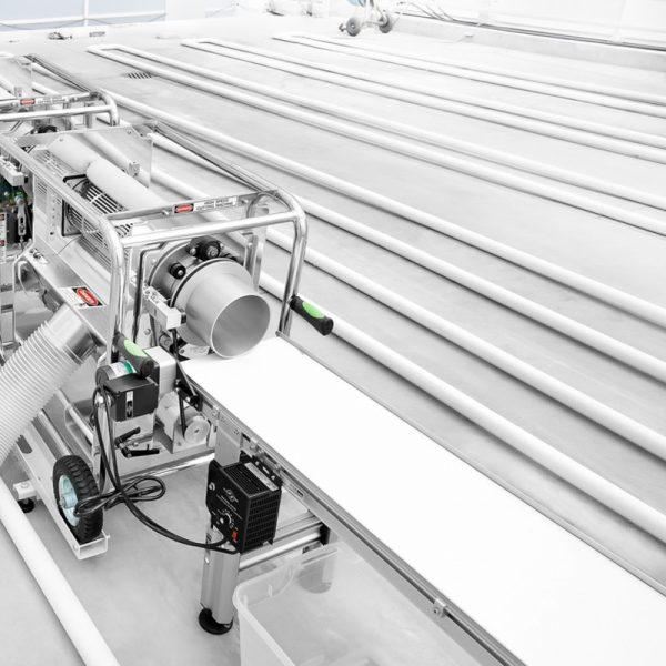 Twister Quality Control Conveyor