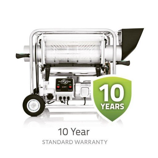 Twister T2 10 Year Warranty