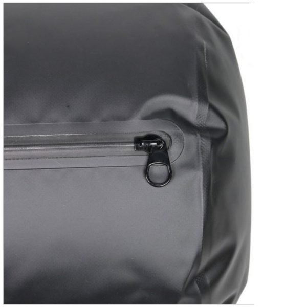 Funk Fighter Diver Duffle Bag Zipper