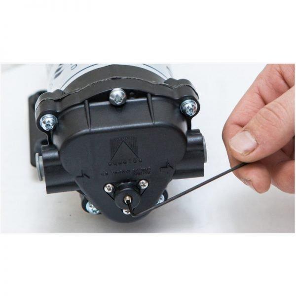 GrowoniX Booster Pump Adjustment 1530