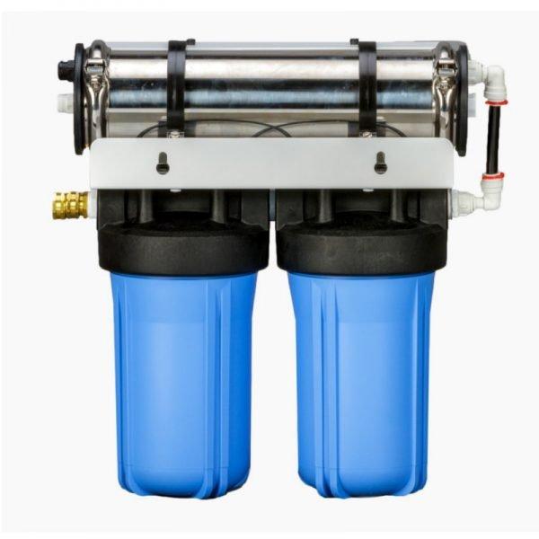 GrowoniX Reverse Osmosis Filteration System EX600 Back