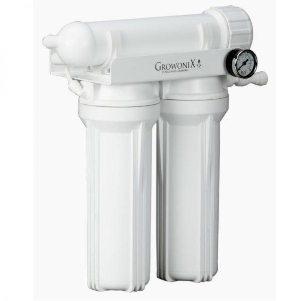 GrowoniX Reverse Osmosis System EX200 Side