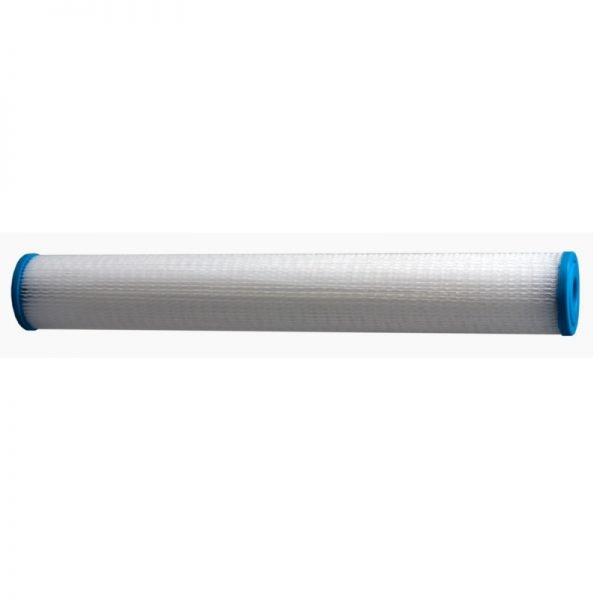 GrowoniX pleated sediment filter 2.5 x 20