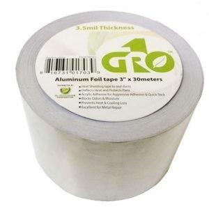 gro1 aluminum tape 100ft