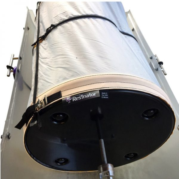 The Original Resinator Tumbler With 100 Micron Drum Screen